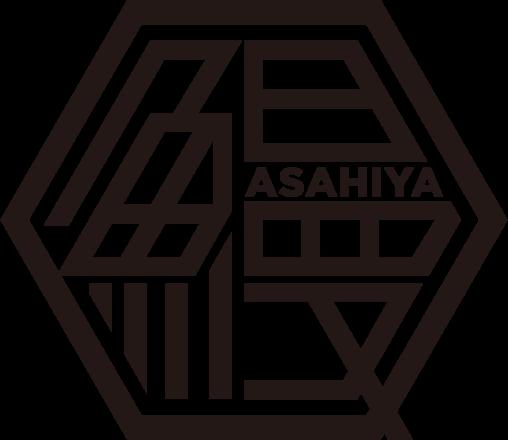 うなぎの旭屋のロゴ